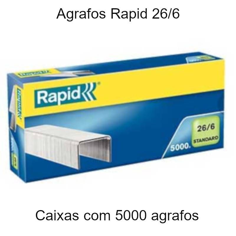Agrafos Rapid 26/6