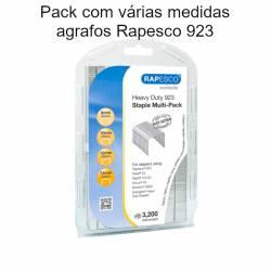 Agrafos Rapesco 923 mix