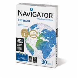 Papel A4 Navigator Expression 90g.