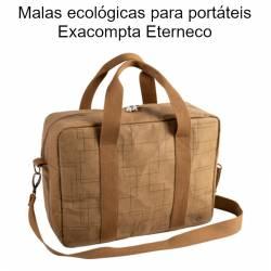 Malas ecológicas para portáteis Exacompta Eterneco