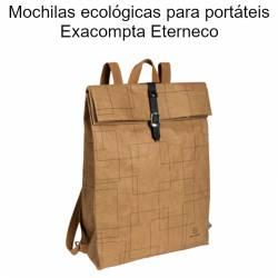 Mochilas ecológicas Exacompta Eterneco