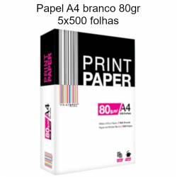 Papel de fotocópia A4 Print...