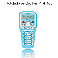Rotuladoras Brother PT-H100