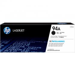 Toner HP LaserJet Original 94A Preto
