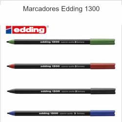 Marcadores Edding 1300