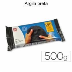 Argila preta 500gr.