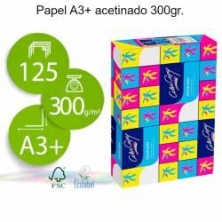Papel Mondi Color Copy acetinado A3+