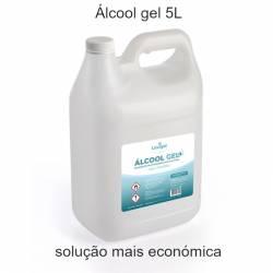 Álcool gel 5L