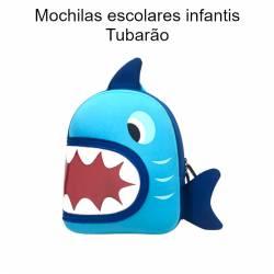 Mochilas escolares infantis Tubarão