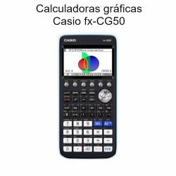 Calculadoras gráficas Casio...