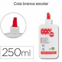Cola branca escolar 250 ml