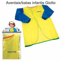 Aventais batas infantis Giotto