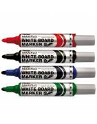 Marcadores para quadros brancos