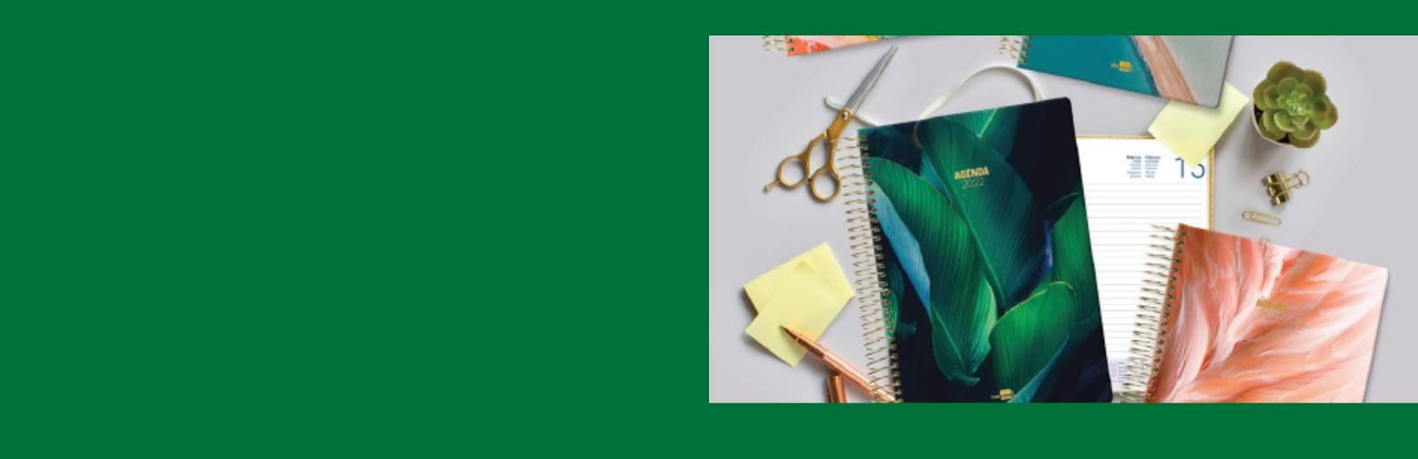 A Risco de Lápis tem agendas fantásticas para todos os gostos!